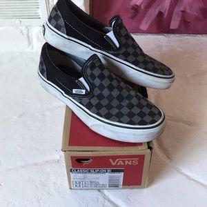 Vans Classic Slip-on Checkerboard